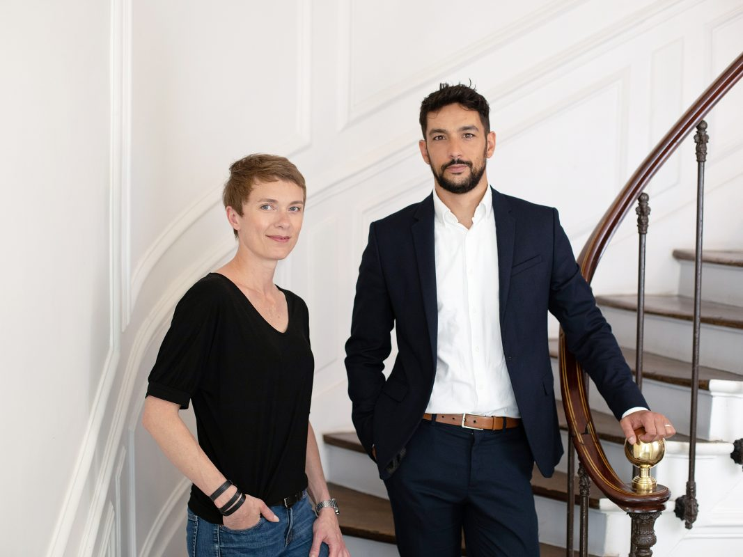 Sophie Delaveau et Jerome Ferrando - Associés fondateurs ETNA Legal